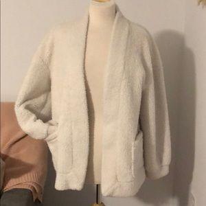 Loft Sherpa sweater